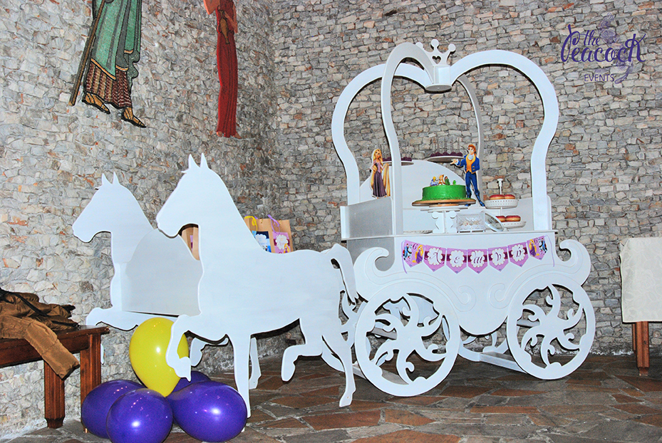 candy cart Horse Carriage (2,20x2,00m)
